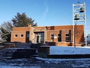 Lillois, Eglise Ste-Gertrude