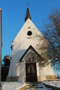 Chapelle des Belles Pierres